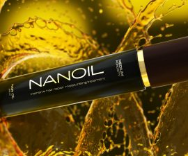 Beautiful hair in 30 days with Nanoil hair oil