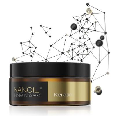 the best hair mask Nanoil Keratin Hair Mask